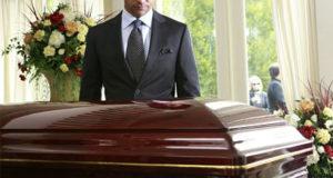Организовать похороны